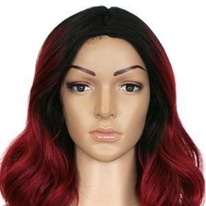 Wig quick weave complete cap